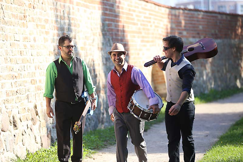 Walter Martinez Trio - Salsamusik